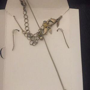 avon Jewelry - Avon 2013 Filigree Leaf Gift Set Jewelry
